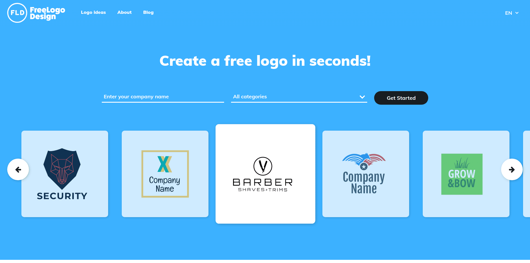 free logo design best logo maker
