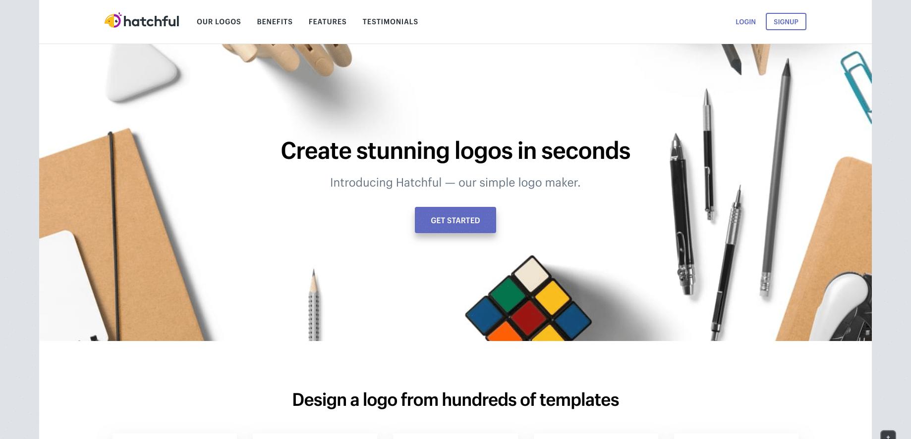 shopify hatchful free logo creator