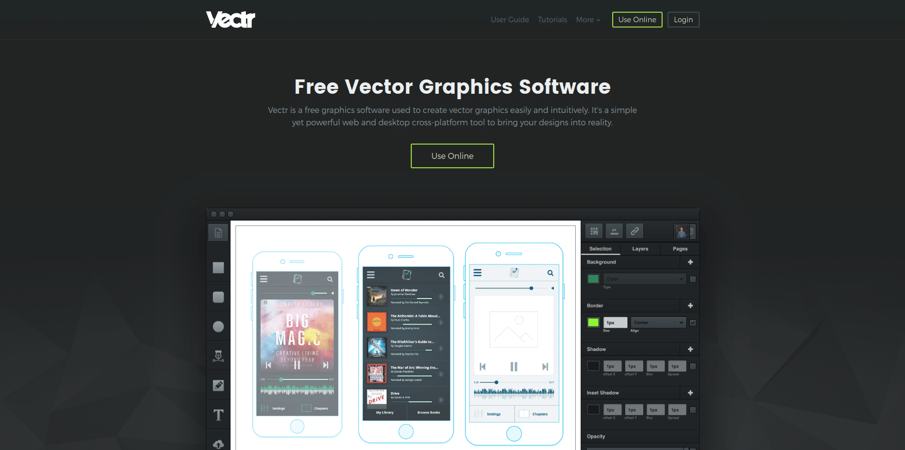 vectr best free logo design software