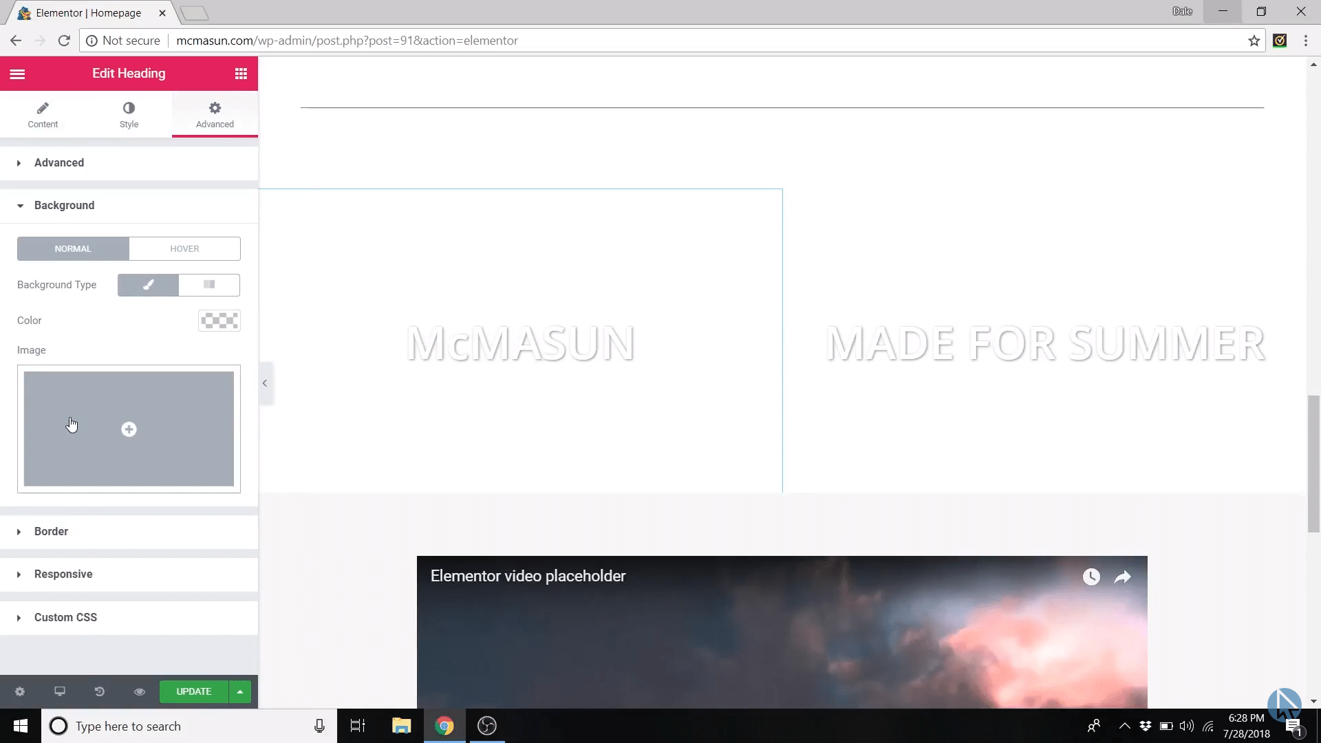 edit banner images