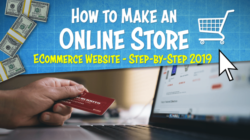 How to Make an Online Store (eCommerce Website) <br /> <span class='secondary-title'>Step-by-Step Guide To Creating An Online Store</span>