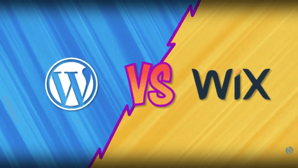 Wix Versus WordPress website design platform