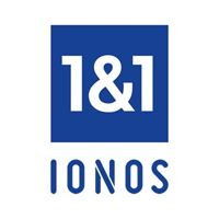 1and1 IONOS Hosting Logo