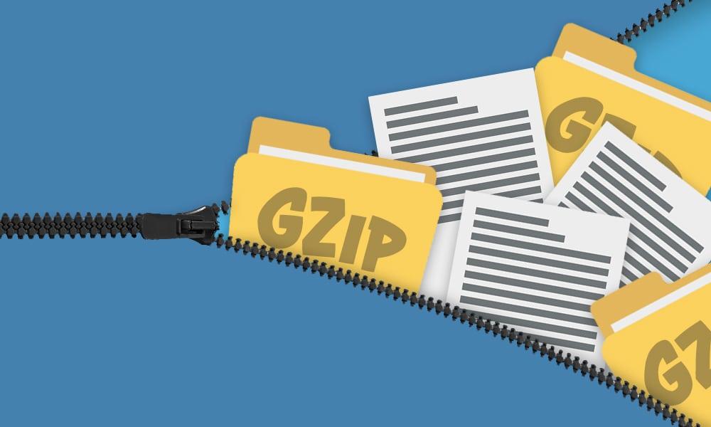 wordpress gzip compression graphic