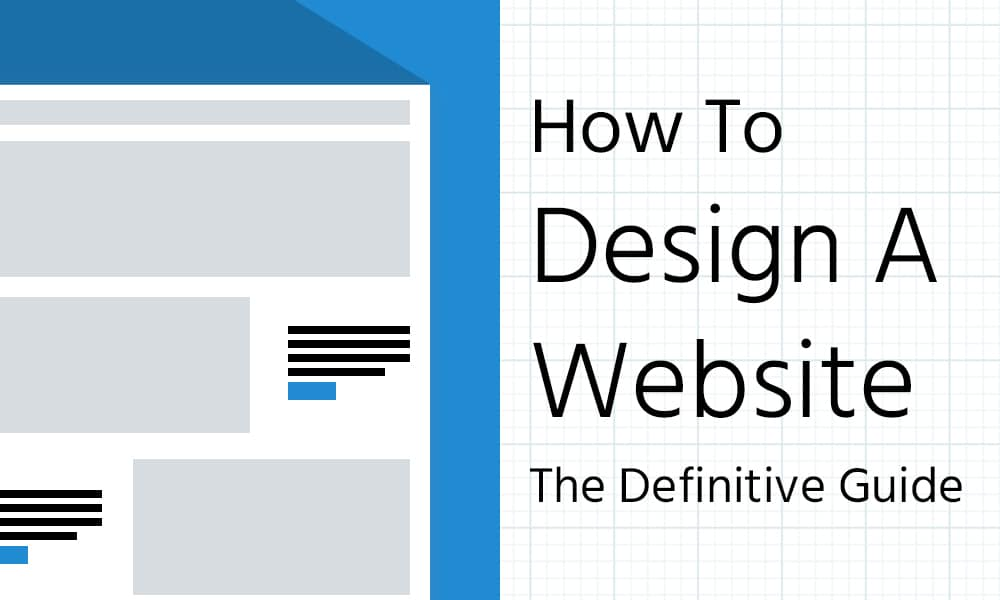 How to Design a Website [2021]