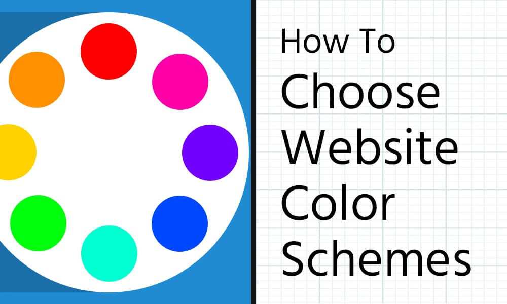 How to Choose Website Color Schemes [2021]