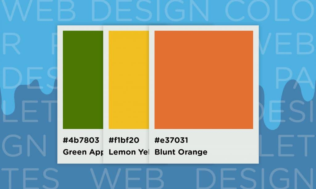 How to Choose Website Color Schemes