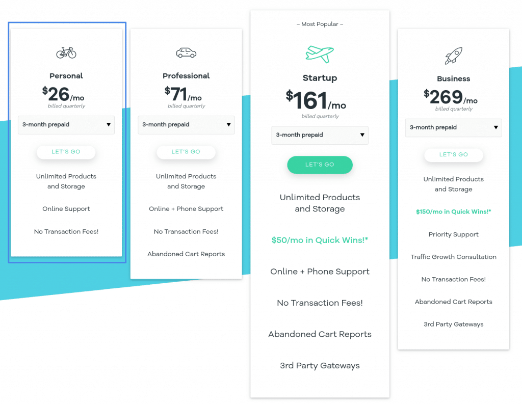 ecommerce site volusion pricing
