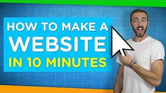 how to create a website with wordpress in 10 minutes