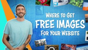 royalty free images create a pro website youtube thumbnail