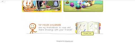 draw a stickman tip obscure websites