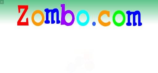 funniest websites zombo homepage
