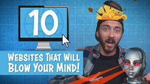 weird websites create a pro website dale mcmanus head explosion